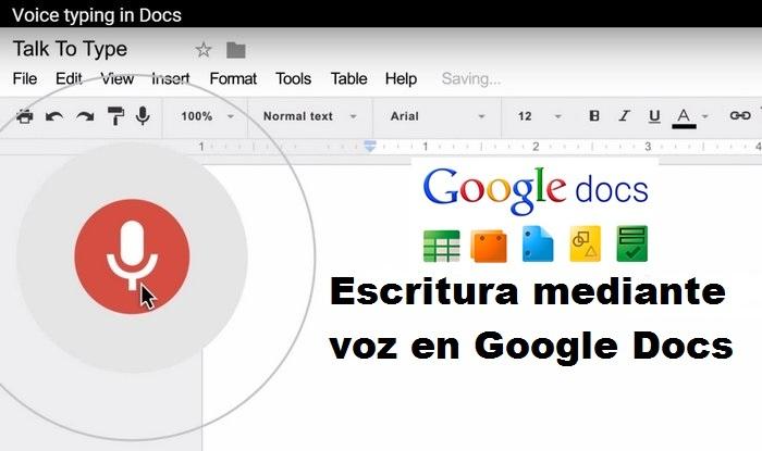 Convertir Voz a Texto Gratis Sin Programas (Google