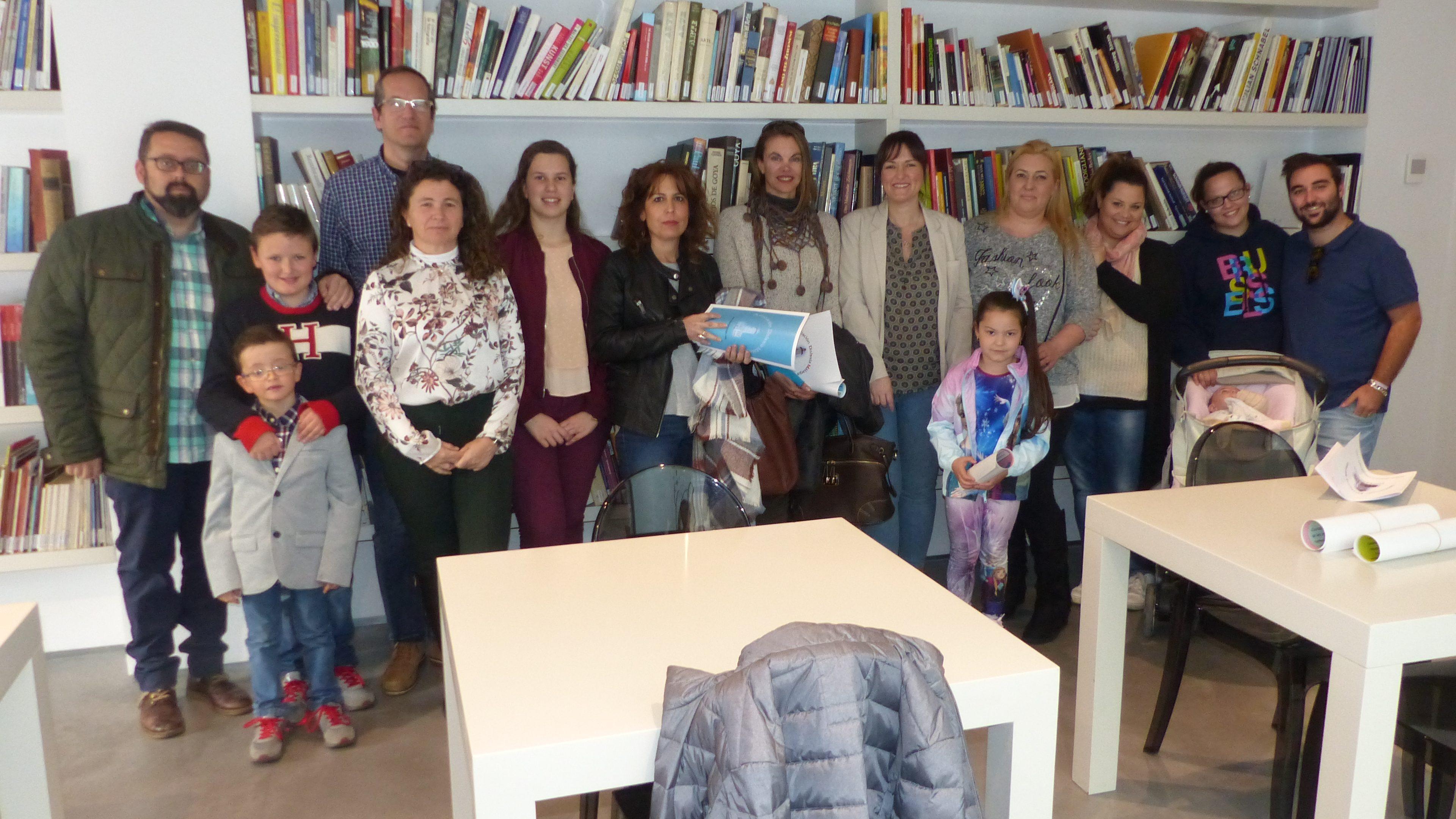 II Encuentro 25/03/17 en el Museo Jorge Rando (Málaga)